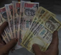 500 and Rs 1000 notes banned