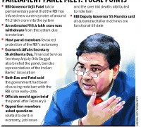 RBI replaces 60% of banned currency