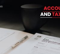 accounting and taxation