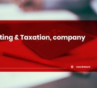 accounting ands taxation