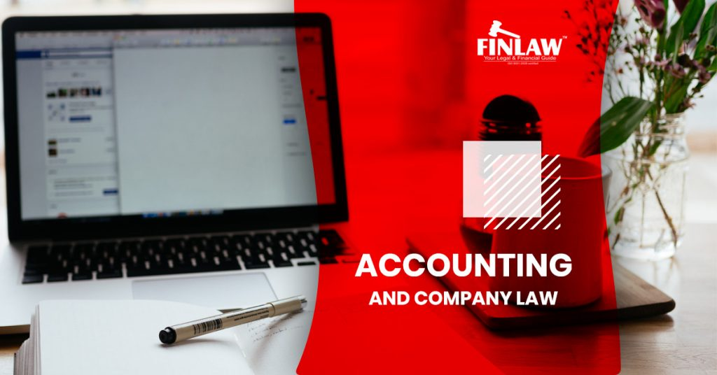 accounting and company law