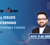 Legal Issues Concerning Non-Fungible Tokens (NFTS) ?
